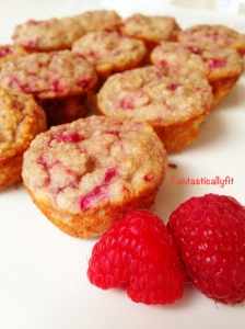 Flourless Mini Muffins