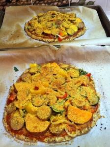 Caulflower Pizza
