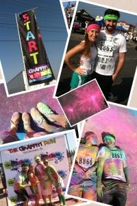 Grafitti Run