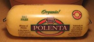 pre-made polenta
