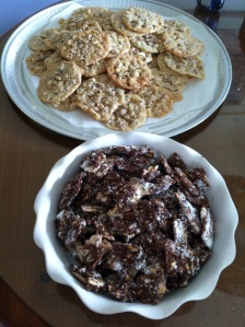 Matzah Chocolate PB Mix