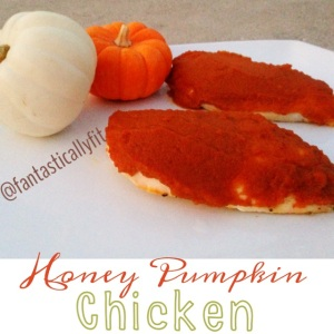 Honey Pumpkin