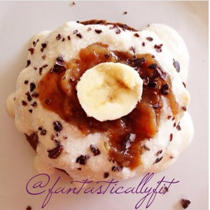 Chocolate PB Mugcake